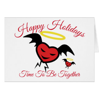 Hearties Holidays Greetings Card
