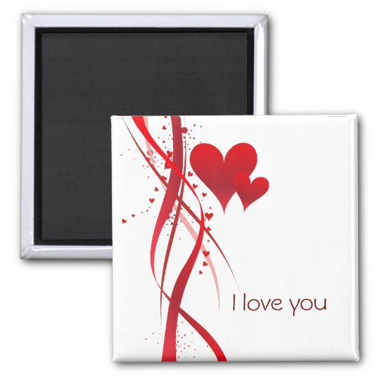 Hearts2a Magnet