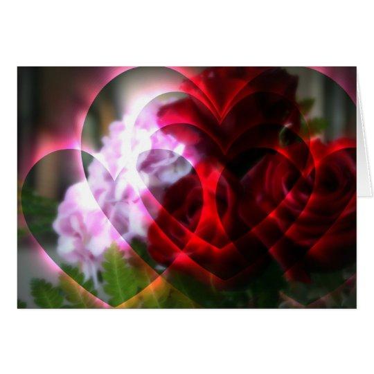 Hearts A Fire Card
