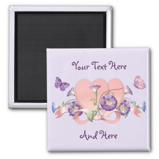 Hearts and Glory Magnet