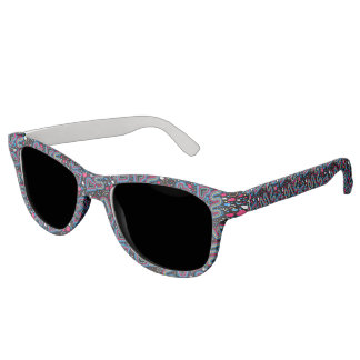 Hearts and sequins sunglasses