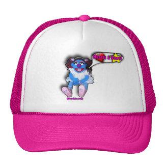 Hearts and Stars Trucker Hats