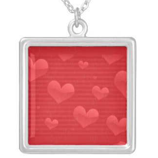 Hearts and Stripes in Distress Custom Jewelry