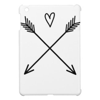 Hearts & Arrows iPad Mini Covers