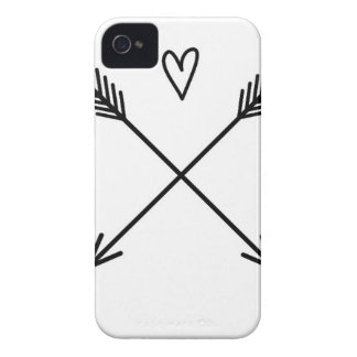 Hearts & Arrows iPhone 4 Covers