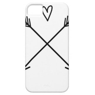 Hearts & Arrows iPhone 5 Covers