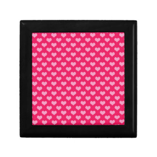 Hearts Background Wallpaper Pink Gift Box