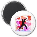 Hearts ballroom dancing