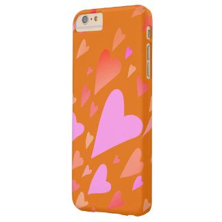 Hearts by Leslie Harlow Barely There iPhone 6 Plus Case