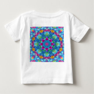 Hearts Colorful Baby Apparel T-shirt