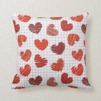 Hearts Cushion