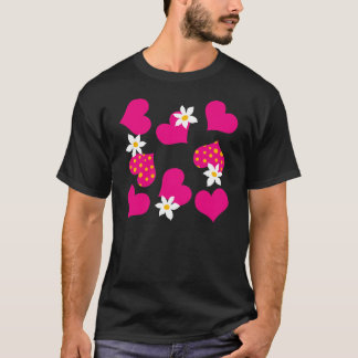 HEARTS & FLOWERS T-Shirt