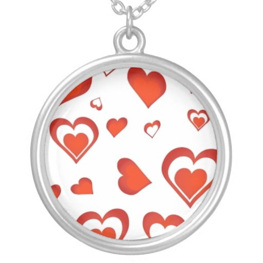 Hearts for Valentine - Custom Jewelry