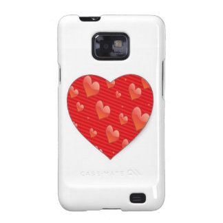 """Hearts for You"" Samsung Galaxy S Case"