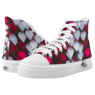 Hearts High Tops