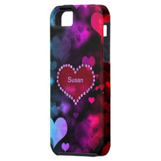 Hearts Iphone 5 Case/Cover iPhone 5 Case