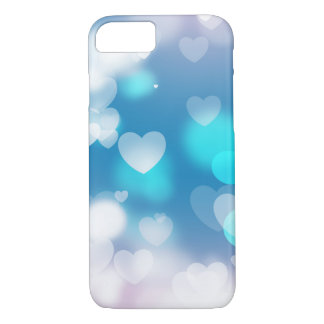 Hearts iPhone 7 Case