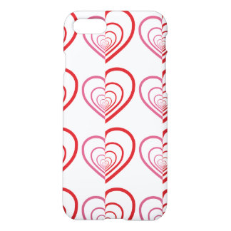 """""""Hearts"""" iPhone 7 Case"""