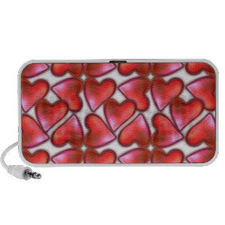 Hearts iPhone Speaker