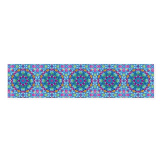 Hearts Kaleidoscope   Napkin Band