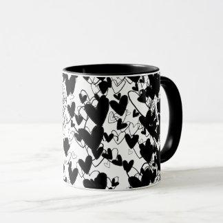 Hearts Love Romantic Powerful Dramatic Artistic Mug