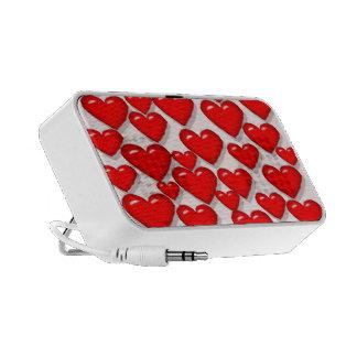 Hearts Mini Speaker