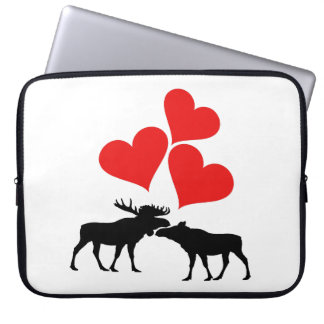 Hearts & Moose Laptop Sleeve