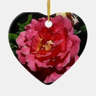 Hearts n' Roses Ornament