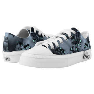 Hearts n' Vines Low Tops