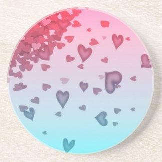 Hearts Of Hearts Coaster
