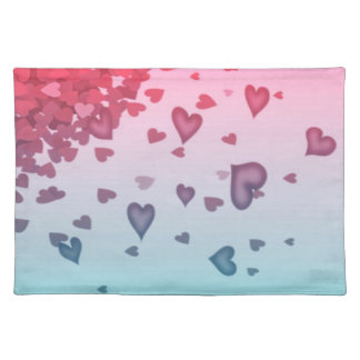 Hearts Of Hearts Placemat