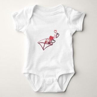 Hearts of Love Envelope Tshirts