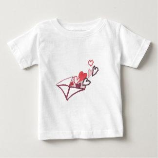 Hearts of Love Envelope Tshirt