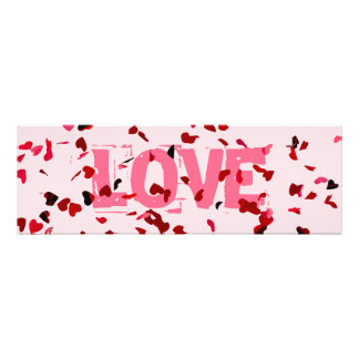 Hearts Of Love Photographic Print