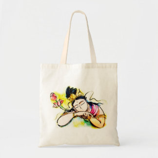 Hearts of the heart of Kannon/the Merciful Goddess Tote Bag