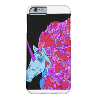 Hearts of Unicorns Barely There iPhone 6 Case