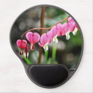 Hearts on a Vine Mouse Pad Gel Mouse Pad