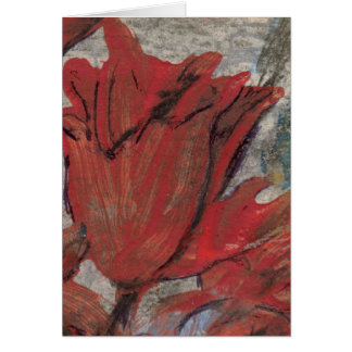 Hearts On Fire Greeting Greeting Card