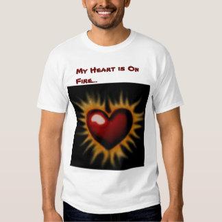 hearts on fire shirts
