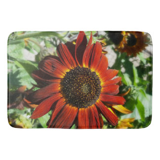 Hearts on Fire Sunflower Bathmat Bath Mats