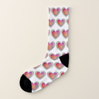 Hearts on My Socks