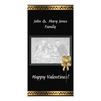 Hearts Photo Card