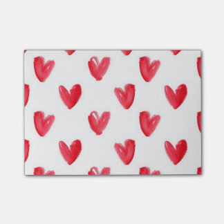 Hearts Post-it Notes