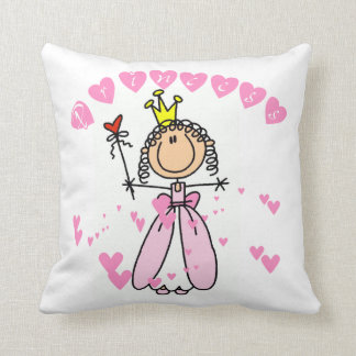 Hearts Princess Cushion