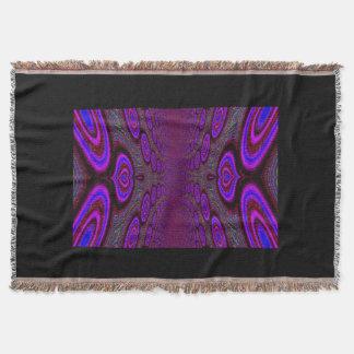 Hearts SDL Throw Blanket