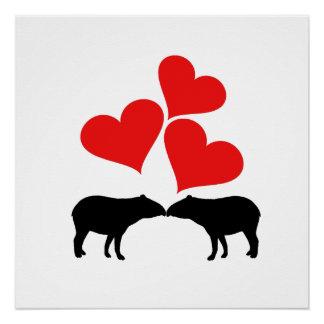 Hearts & Tapirs