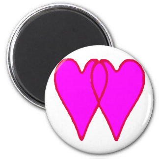 Hearts Together The MUSEUM Zazzle Gifts Magnets