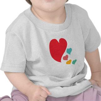 Hearts Tee Shirt