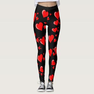 Hearts Women's Leggings