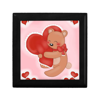 Heartwarming Teddybear Gift Box